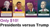Presidents versus Trump: A fun-filled 30-minute card game thumbnail