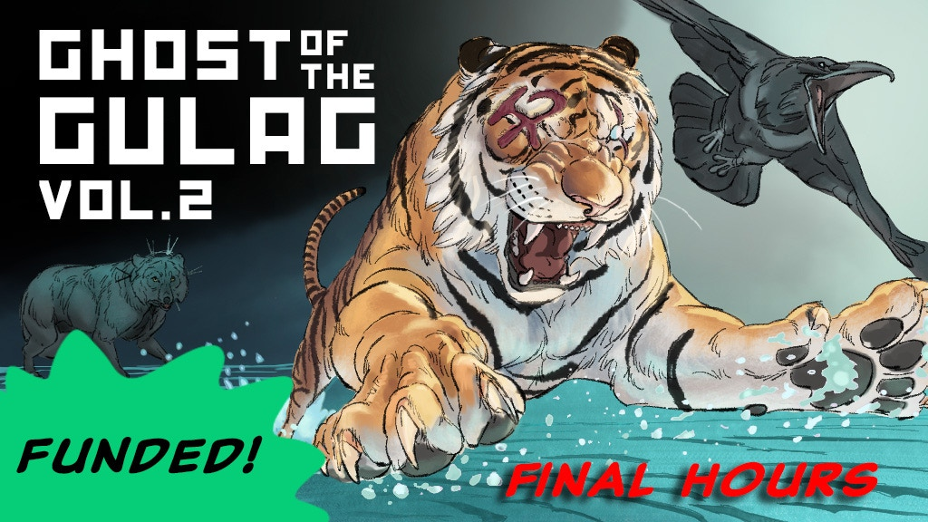 Ghost of the Gulag Vol.2 project video thumbnail