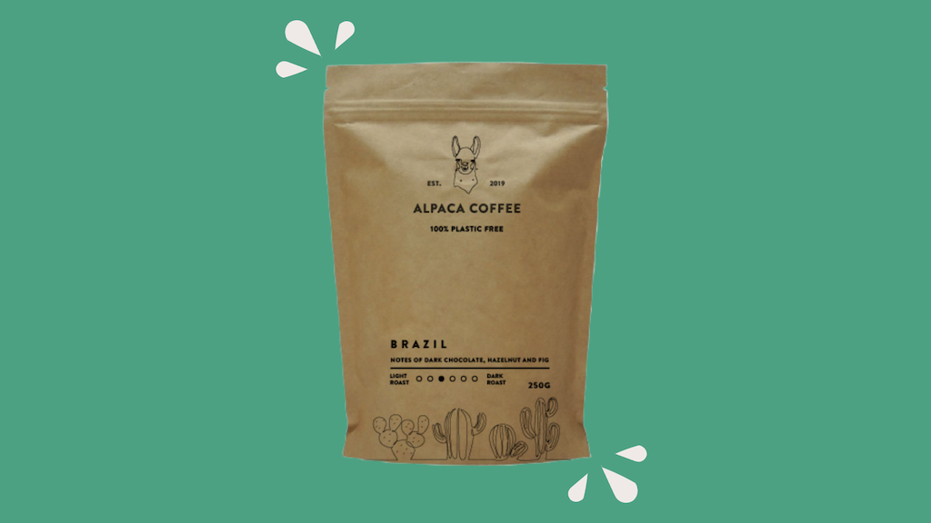 Alpaca Coffee: The 100% Plastic Free Coffee Company