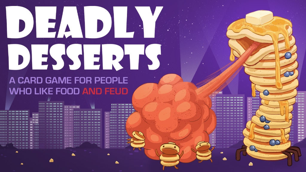 Deadly Desserts project video thumbnail