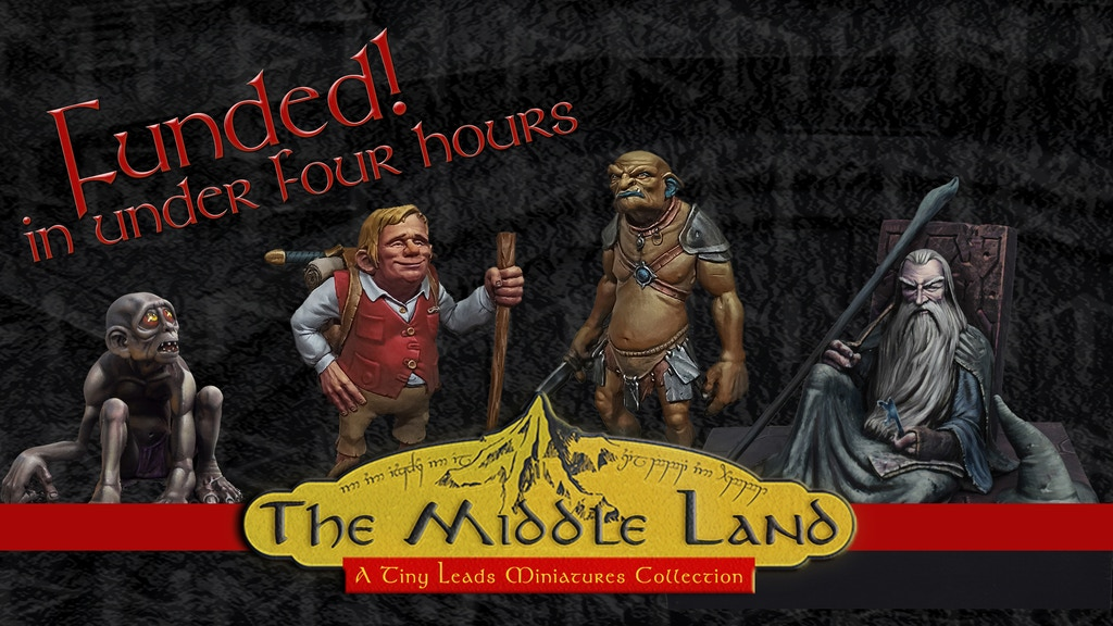 The Middle Land project video thumbnail