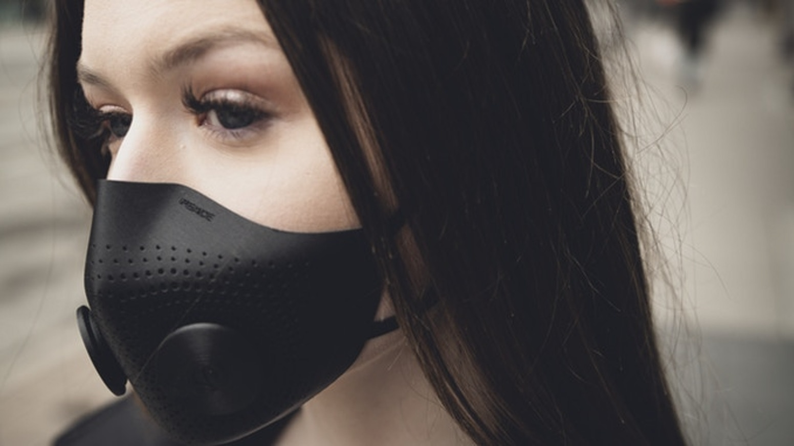 A Bespoke mask that's tailored to fit you by AI & 3D Printing.