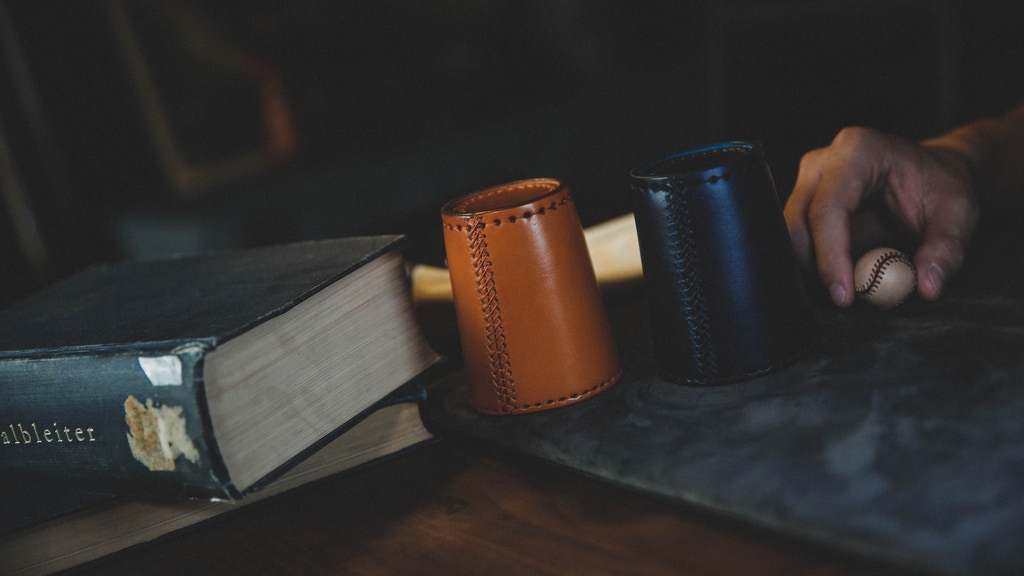 Leather Chop Cup By TCC PRESENTS project video thumbnail