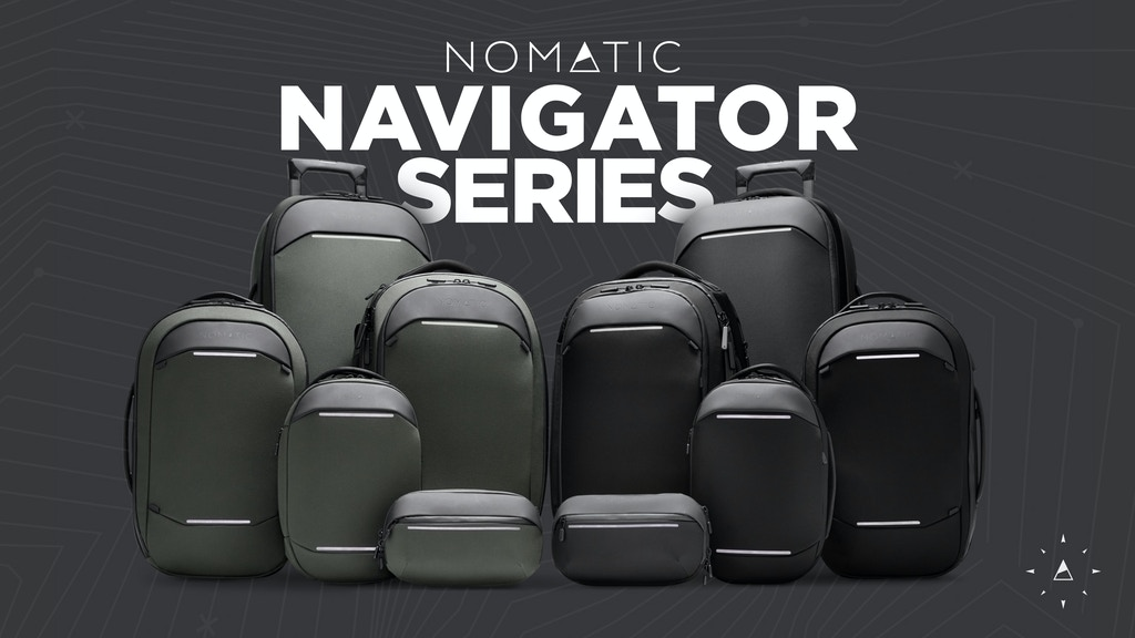 The NOMATIC Navigator Series project video thumbnail