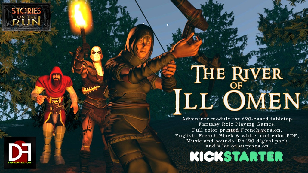 The river of ill omen project video thumbnail