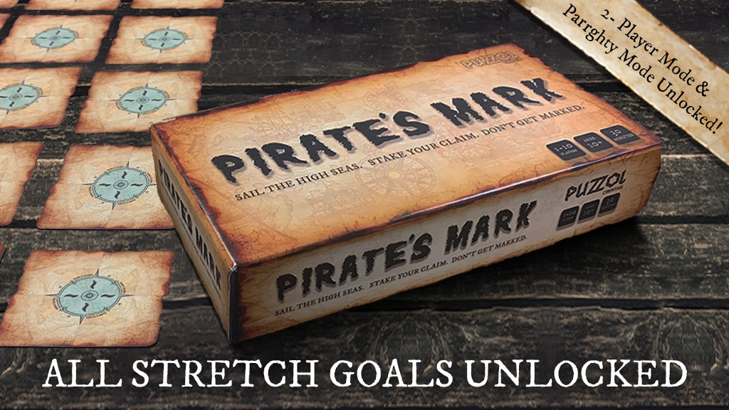 Pirate's Mark project video thumbnail