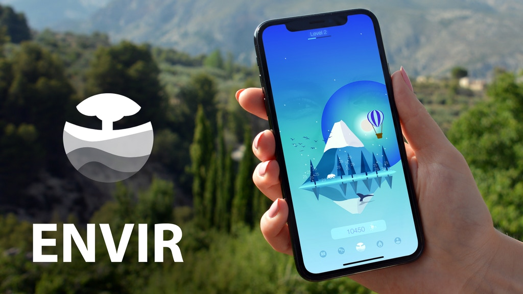 ENVIR | The app that helps our nature