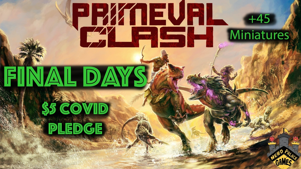 Primeval Clash: We're Back! project video thumbnail
