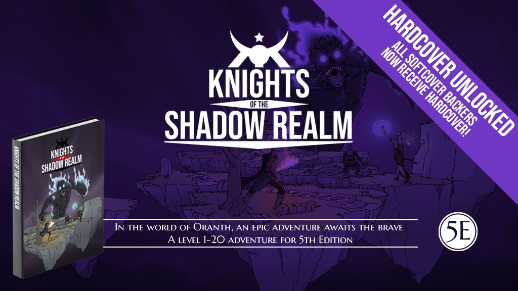 Knights of the Shadow Realm project video thumbnail