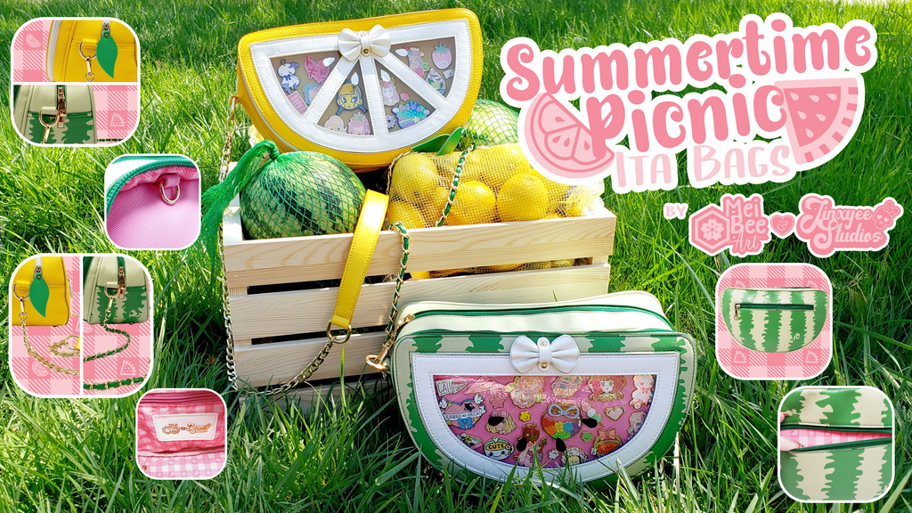 Summertime Picnic Ita Bags project video thumbnail