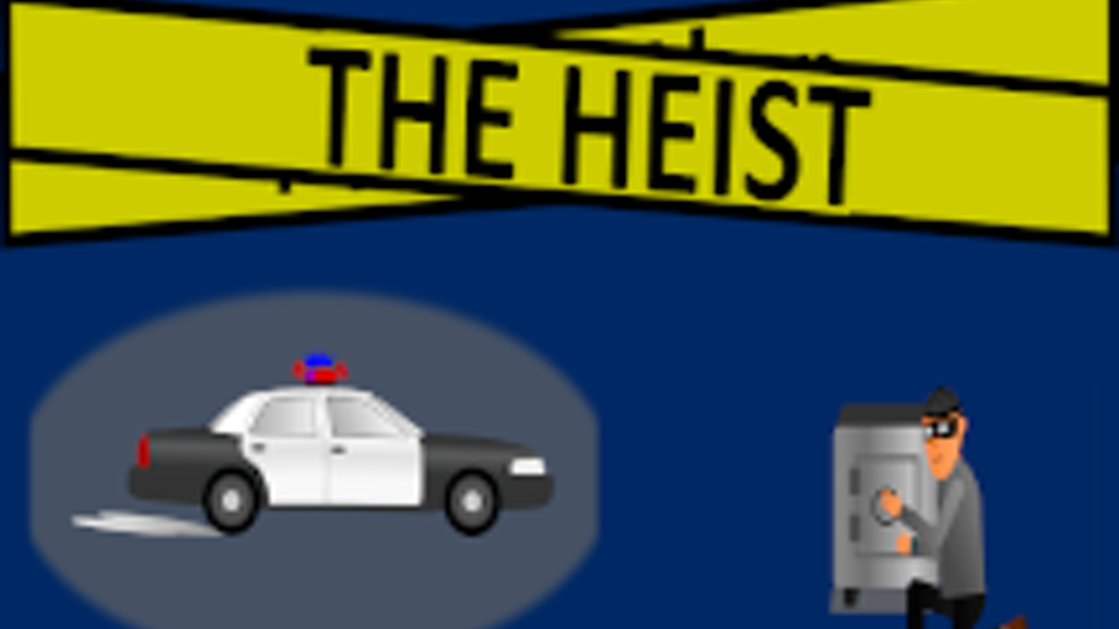 Project image for The Heist: Card Game