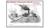 The Battle of Hampton Roads board game (manufactured) thumbnail