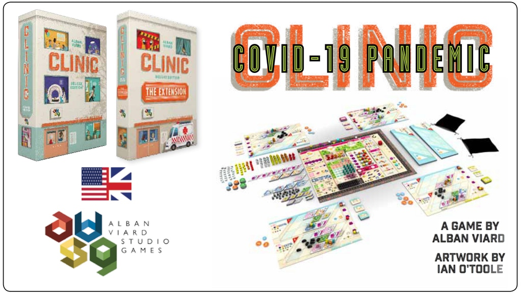 Clinic Deluxe Edition: The COVID 19 project video thumbnail