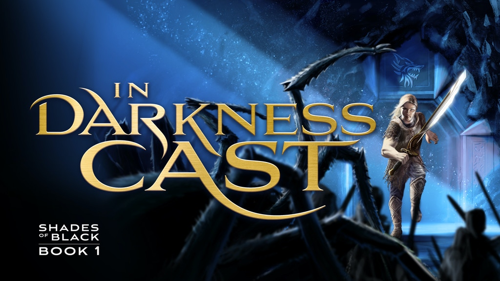 Project image for Shades of Black: In Darkness Cast - by Jon Shuerger