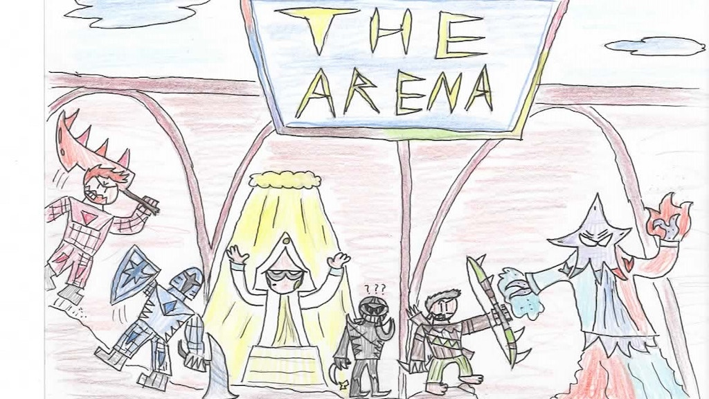 Project image for The Arena