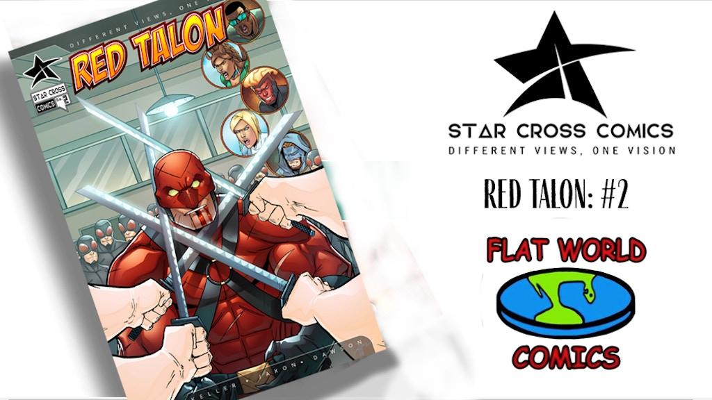 Red Talon: 1-2 project video thumbnail