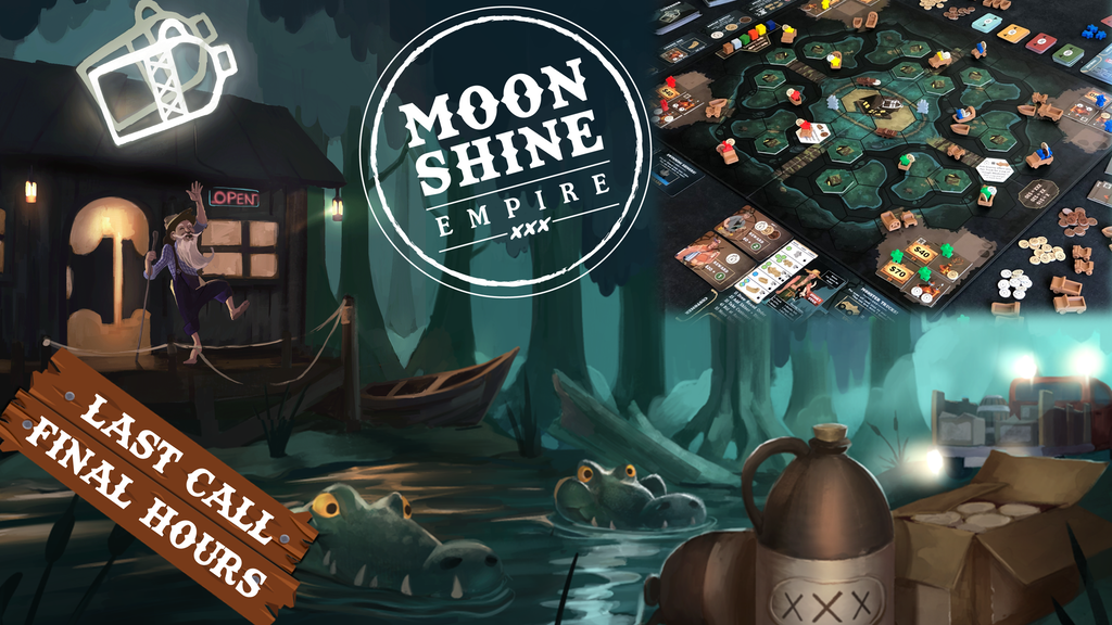 Moonshine Empire project video thumbnail