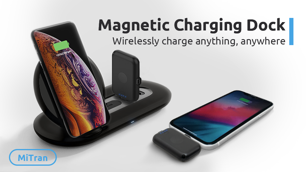 MiTran: A One-Stop Wireless Charge Solution For All Devices