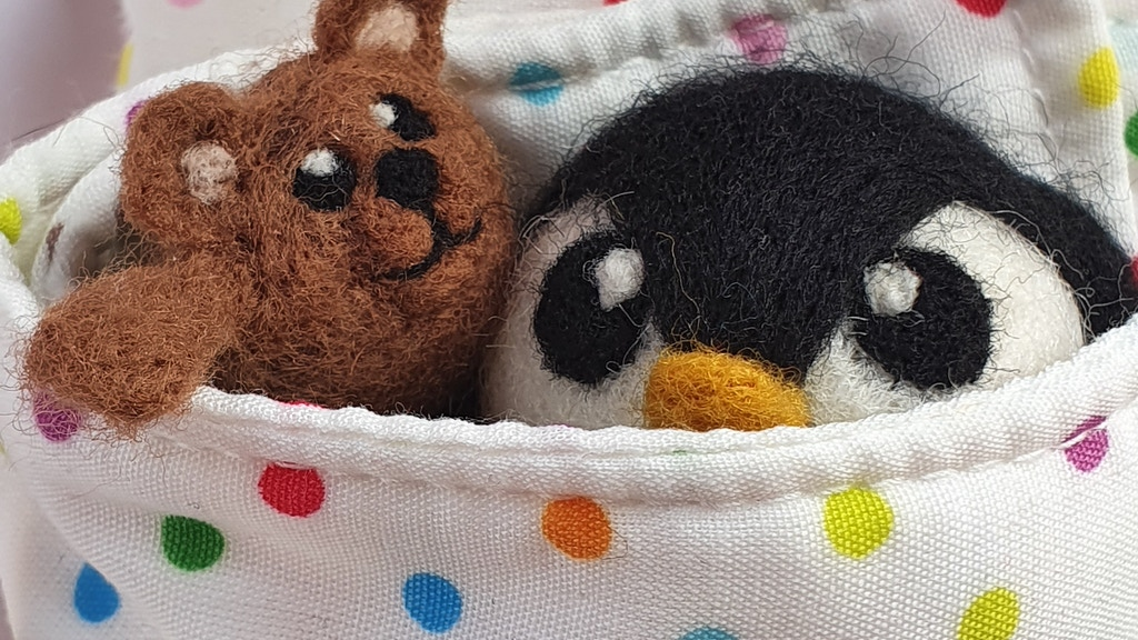Social Isolation Penguin Mystery Goodie Box project video thumbnail
