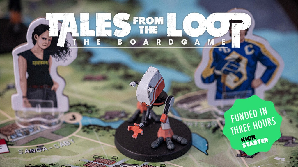 Tales From the Loop – The Board Game project video thumbnail