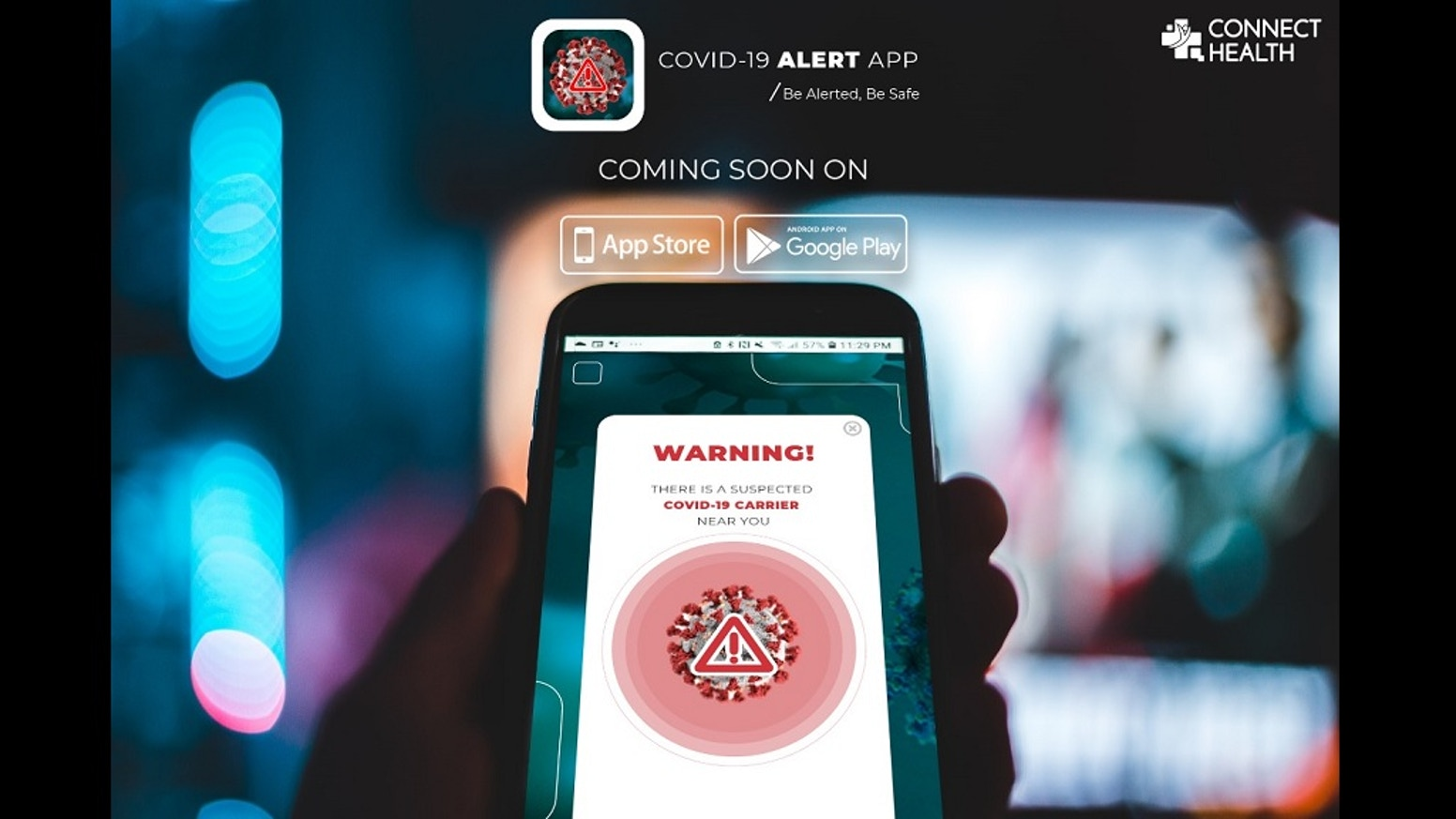 COVID-19 Alert: More Than Just A COVID-19 Mobile App by Alfred ...