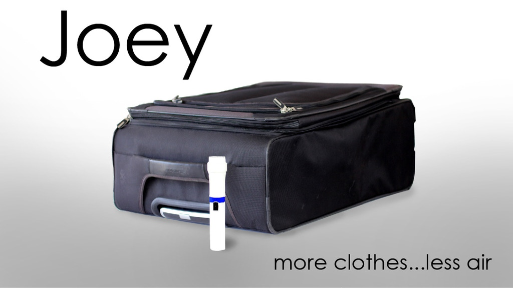 JOEY: Minimalist Travel Tool - Advanced Features - and Power project video thumbnail