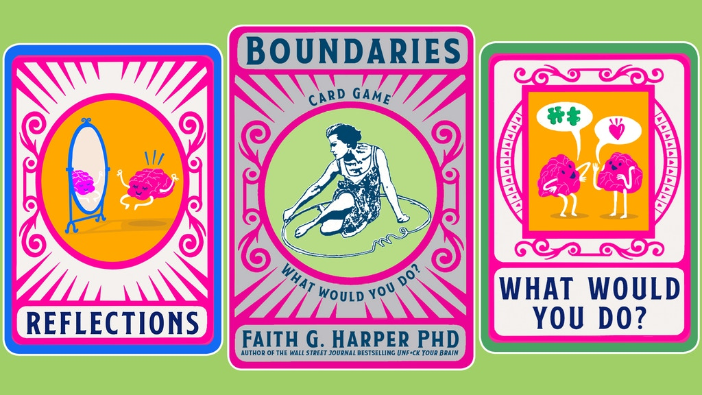 Boundaries Conversation Deck: A 5-Minute Therapy Card Game project video thumbnail