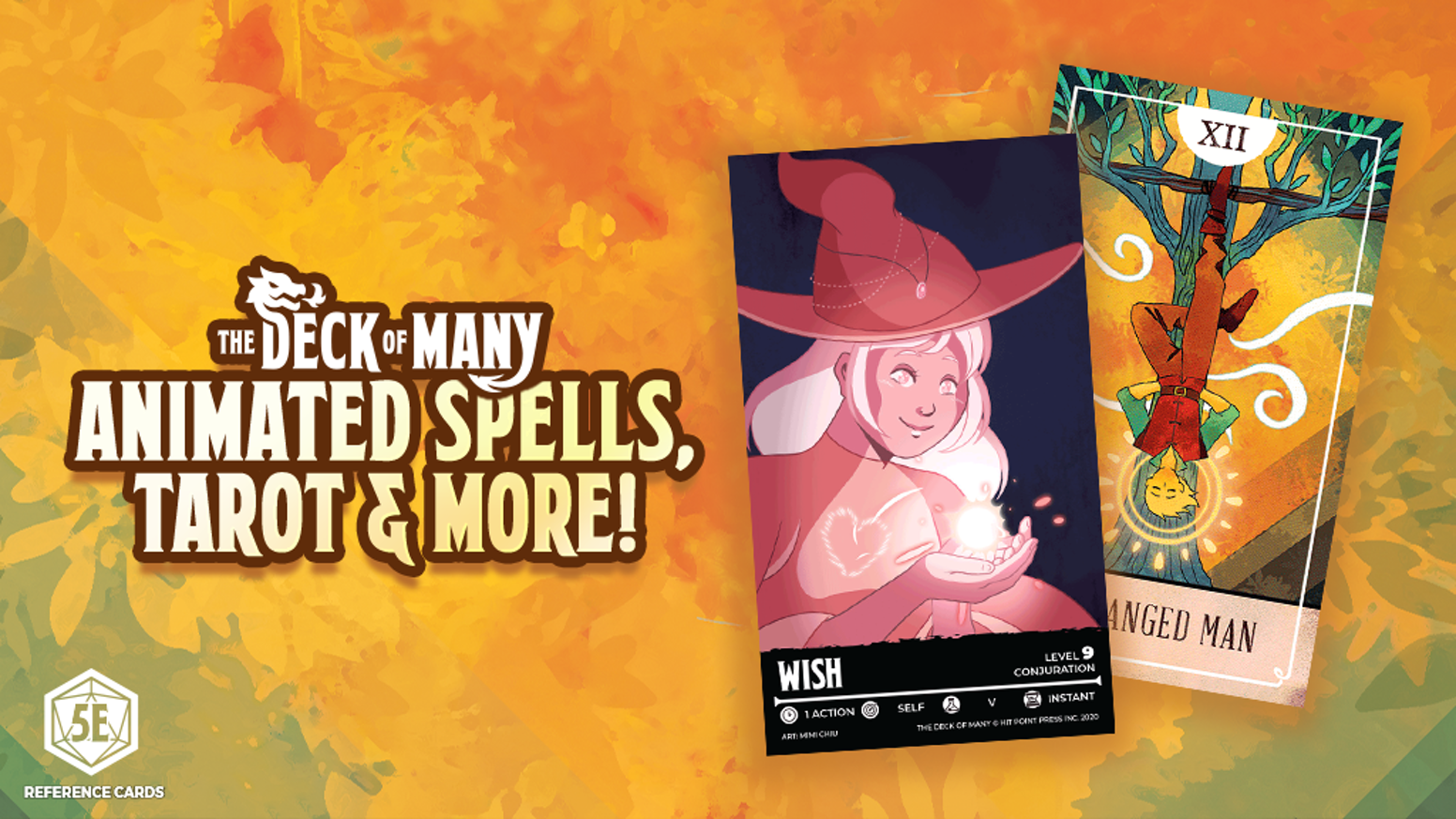 Cast your spells and more with style!