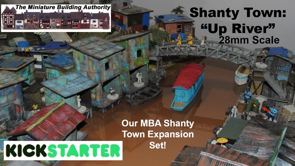 Shanty Town II: Up River project video thumbnail