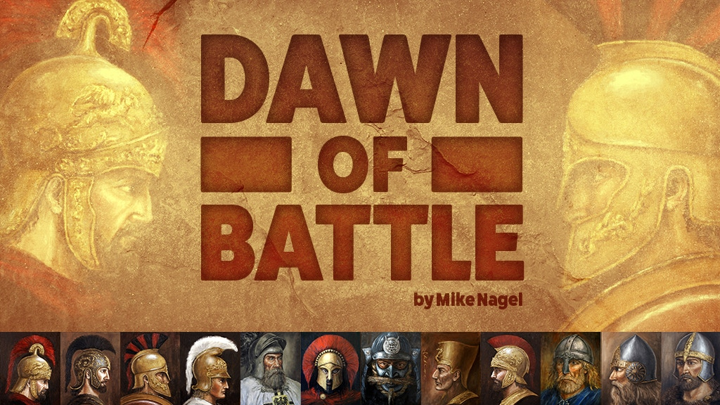 Dawn of Battle project video thumbnail
