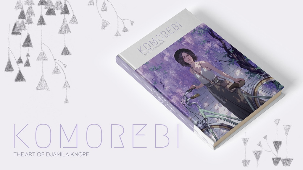 Komorebi: The Art of Djamila Knopf project video thumbnail