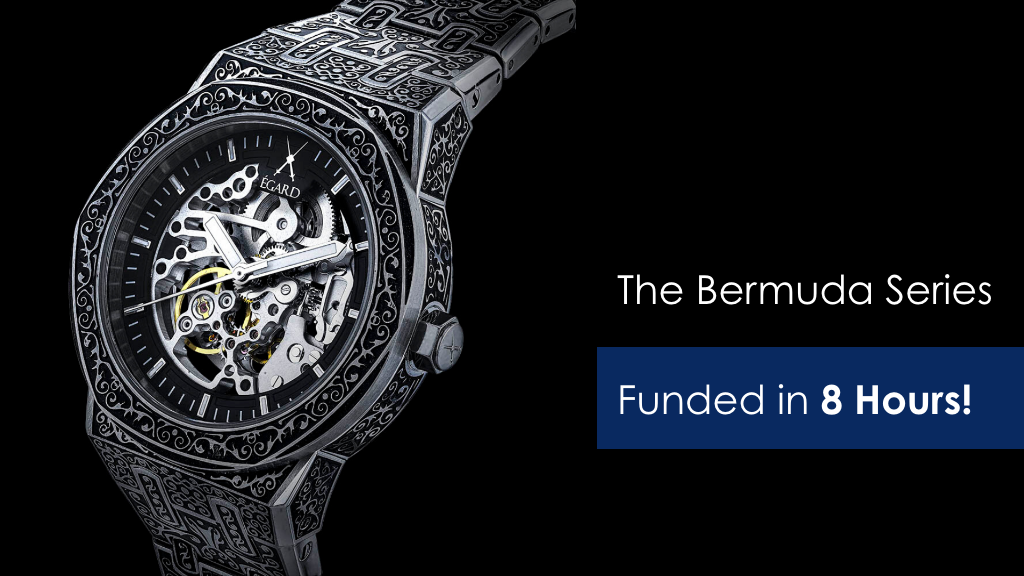 Egard: Handcrafted luxury watches to build your legacy project video thumbnail