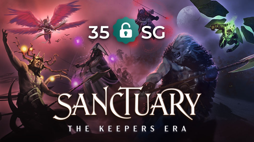 Sanctuary: The Keepers Era project video thumbnail