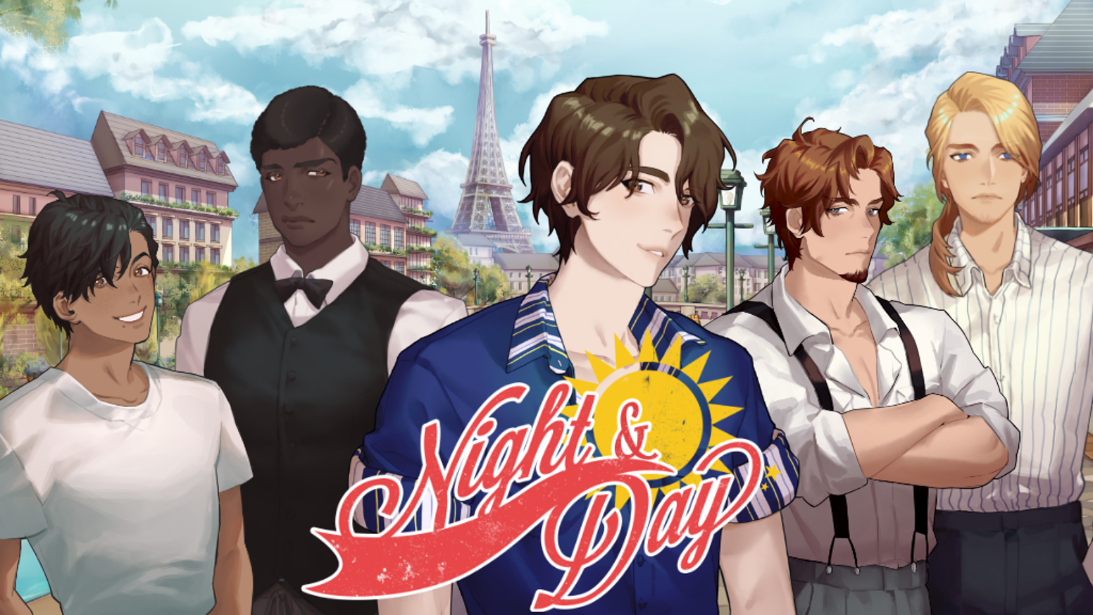 A BL dating sim Visual Novel about art, coming of age and jazz music.