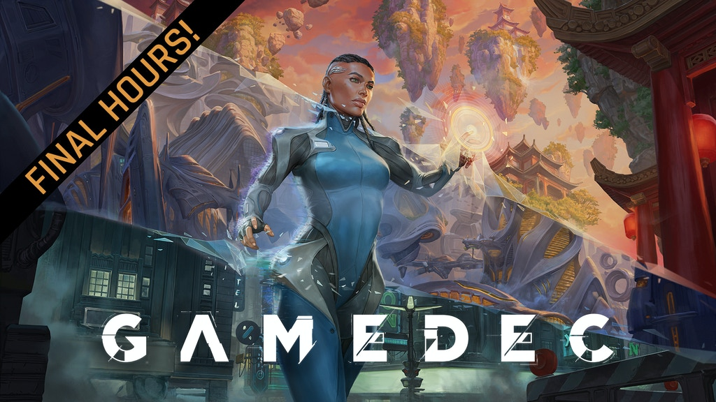 Gamedec - Isometric, cyberpunk RPG set in XXII century project video thumbnail