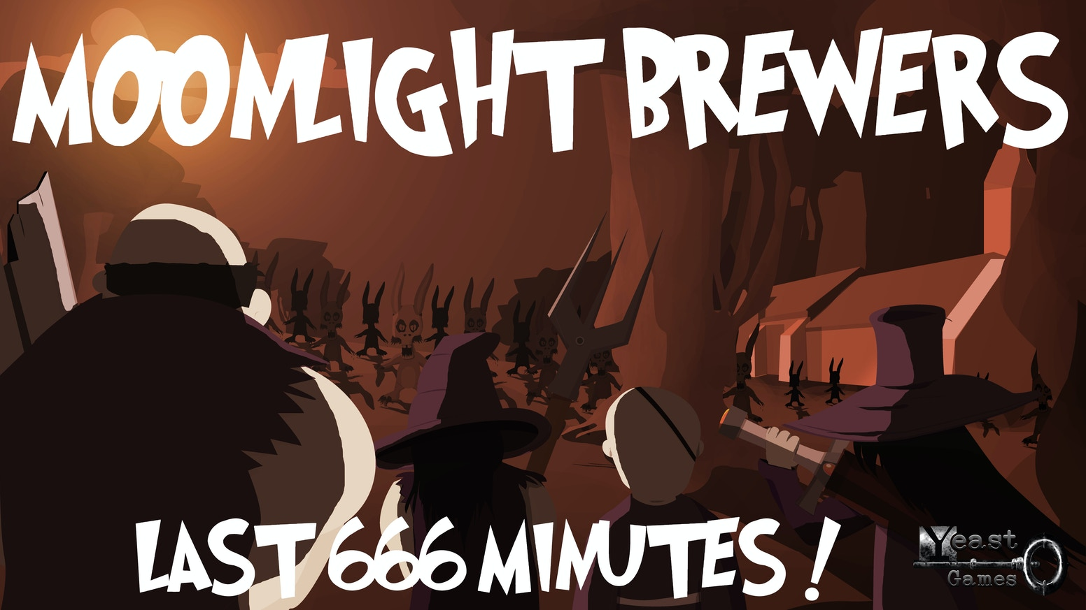 P&P game where you'll brew fantastic beer and where werewolves are both hunters and hunted for the ingredient of the Trappist monks. /// Late Pledge (FR-EN-ES) available below (doityourgame).