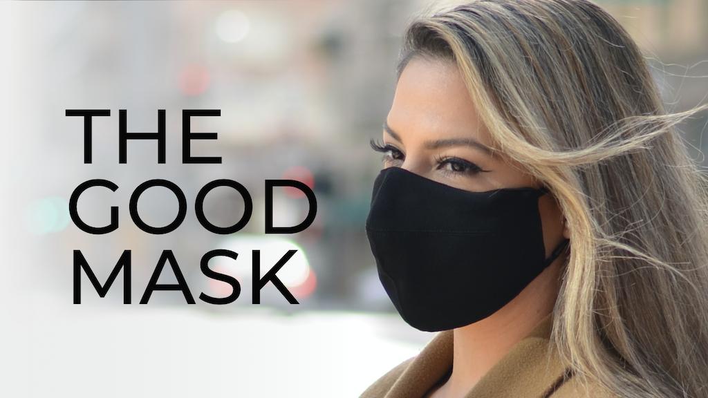O2 Nano Mask | Premium Reusable Nanofiltration Mask project video thumbnail