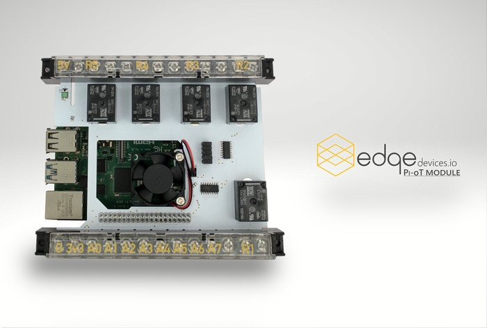 The next generation of Home and Industrial Automation for Raspberry Pi