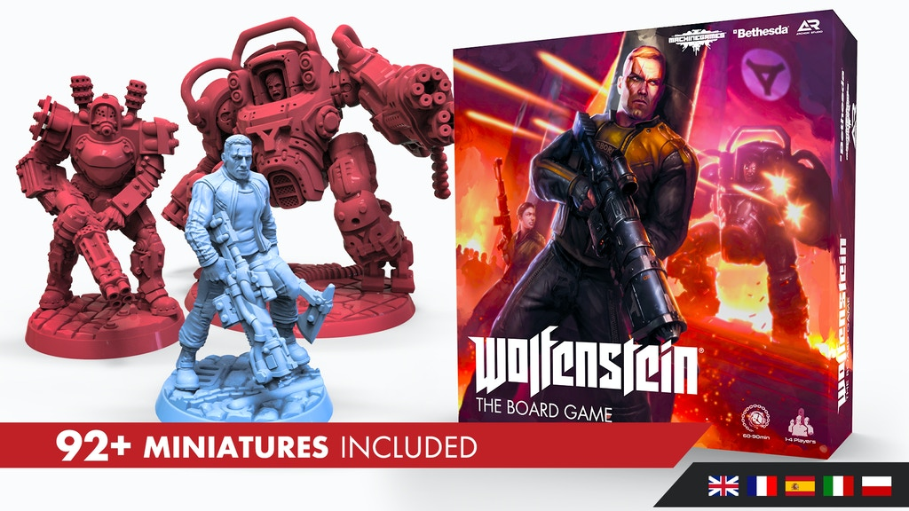 Wolfenstein: The Board Game project video thumbnail