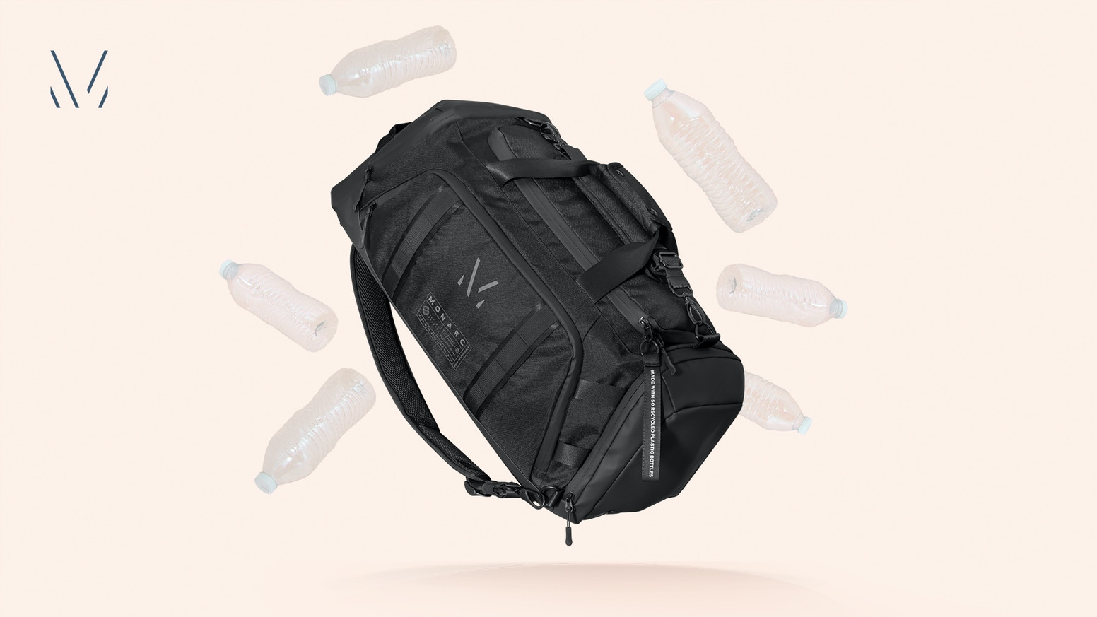 Designed to enhance the way you carry for a more sustainable lifestyle.