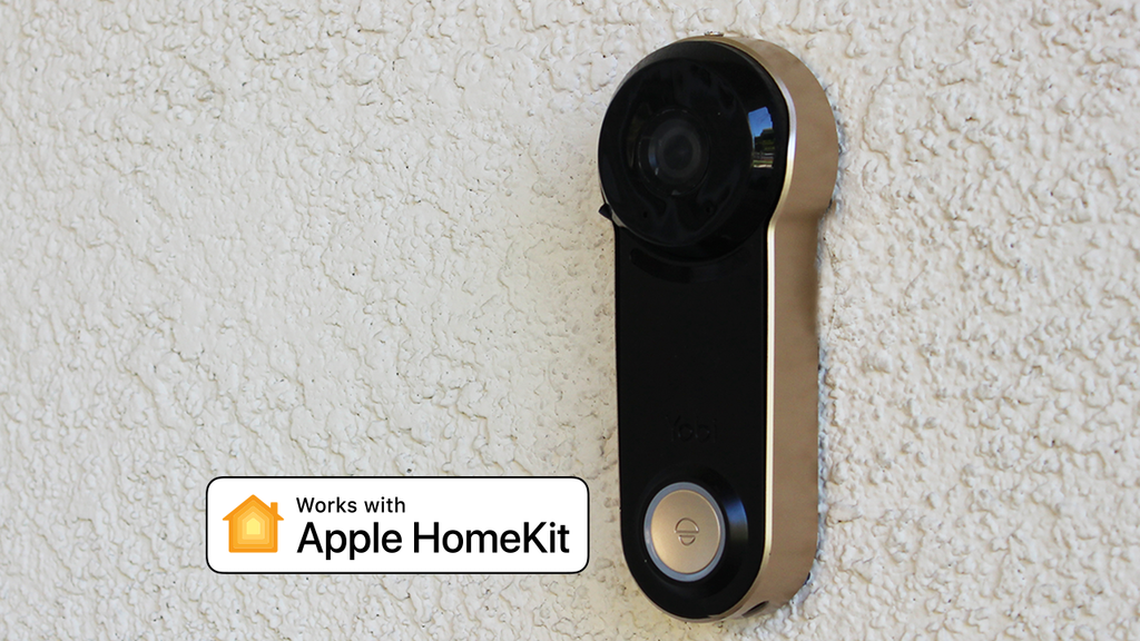 Yobi B3 Doorbell | Apple HomeKit Enabled Home security project video thumbnail