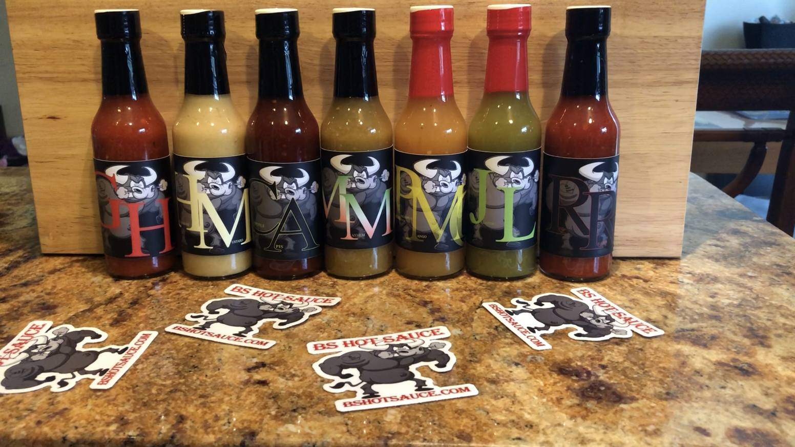 Craft hot sauces that change with the season as well as year round flavors! Flavor before heat!