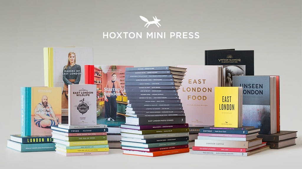 Go Hoxton Mini Press, go! project video thumbnail