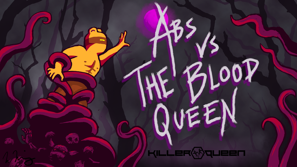 ABS vs THE BLOOD QUEEN project video thumbnail