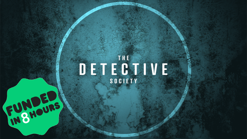 The Detective Society: immersive, monthly mystery packages. project video thumbnail
