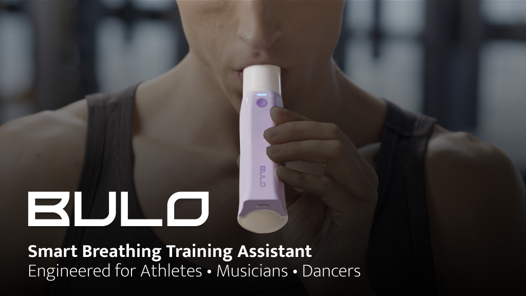 BULO: Breath Analysis Device For Intelligent Training project video thumbnail
