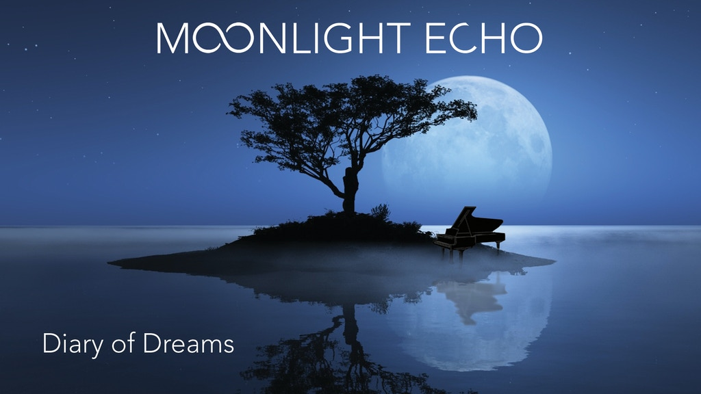 Project image for Debut Album: Moonlight Echo ~ Diary of Dreams
