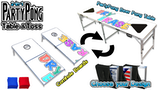 2-in-1 PartyPong Table & Toss thumbnail