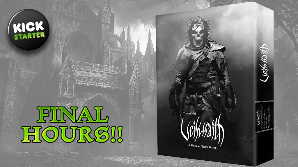 Veilwraith: A Solo Fantasy Quest Game project video thumbnail