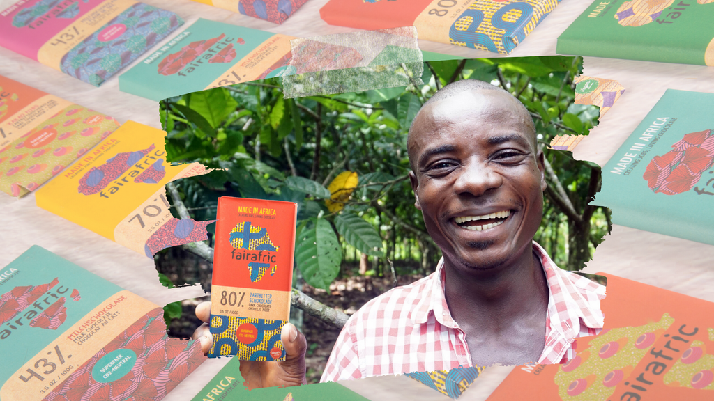 Let's start a solar-powered chocolate factory in rural Ghana project video thumbnail